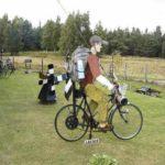 Cyclist Archie