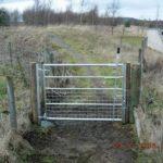 smokehouse gate