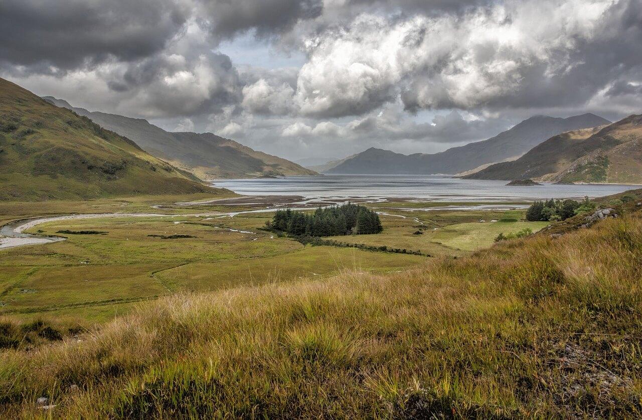 Knoydart Loch Hourn
