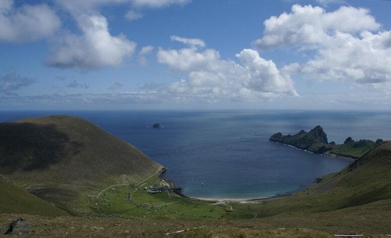 Sailing to St Kilda